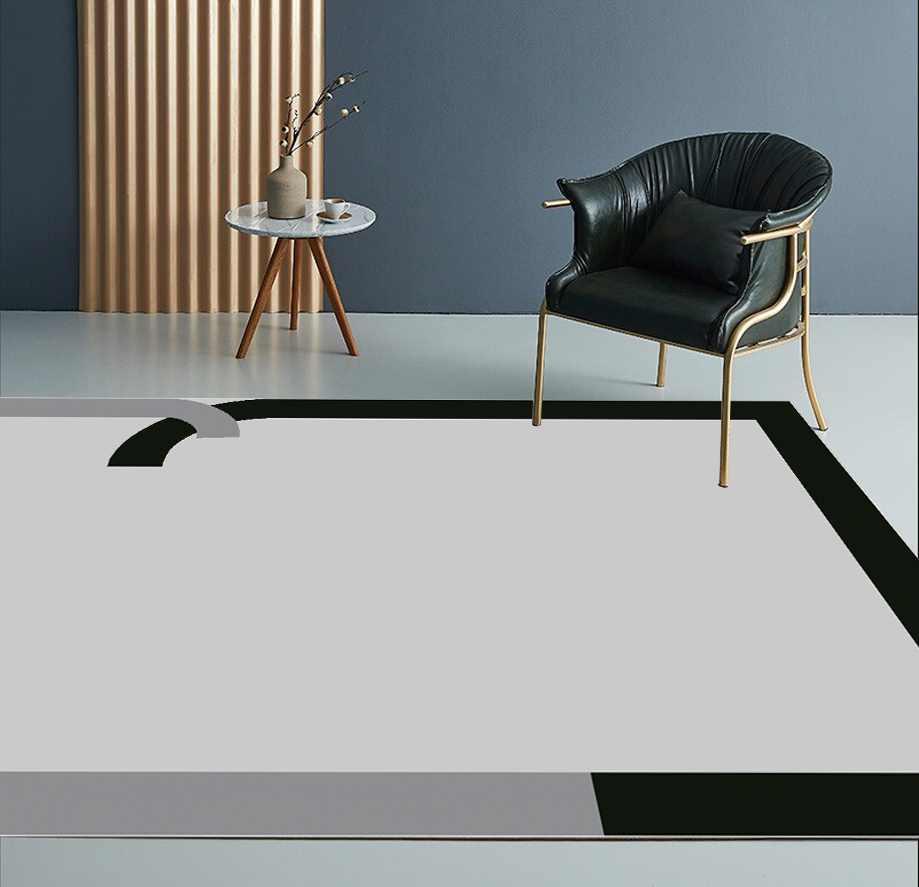 现代简约手工地毯AY-009
