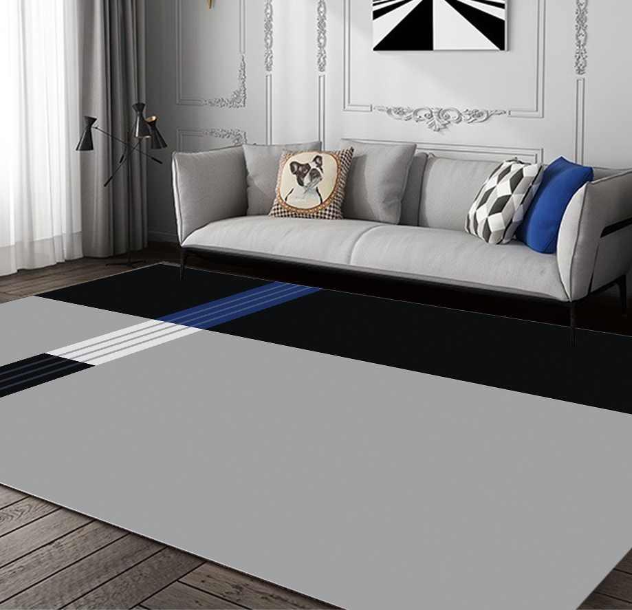 现代简约手工地毯AY-010