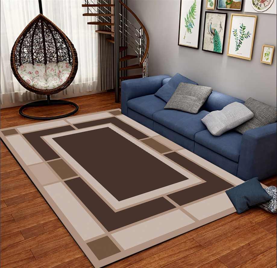 现代简约手工地毯AY-007