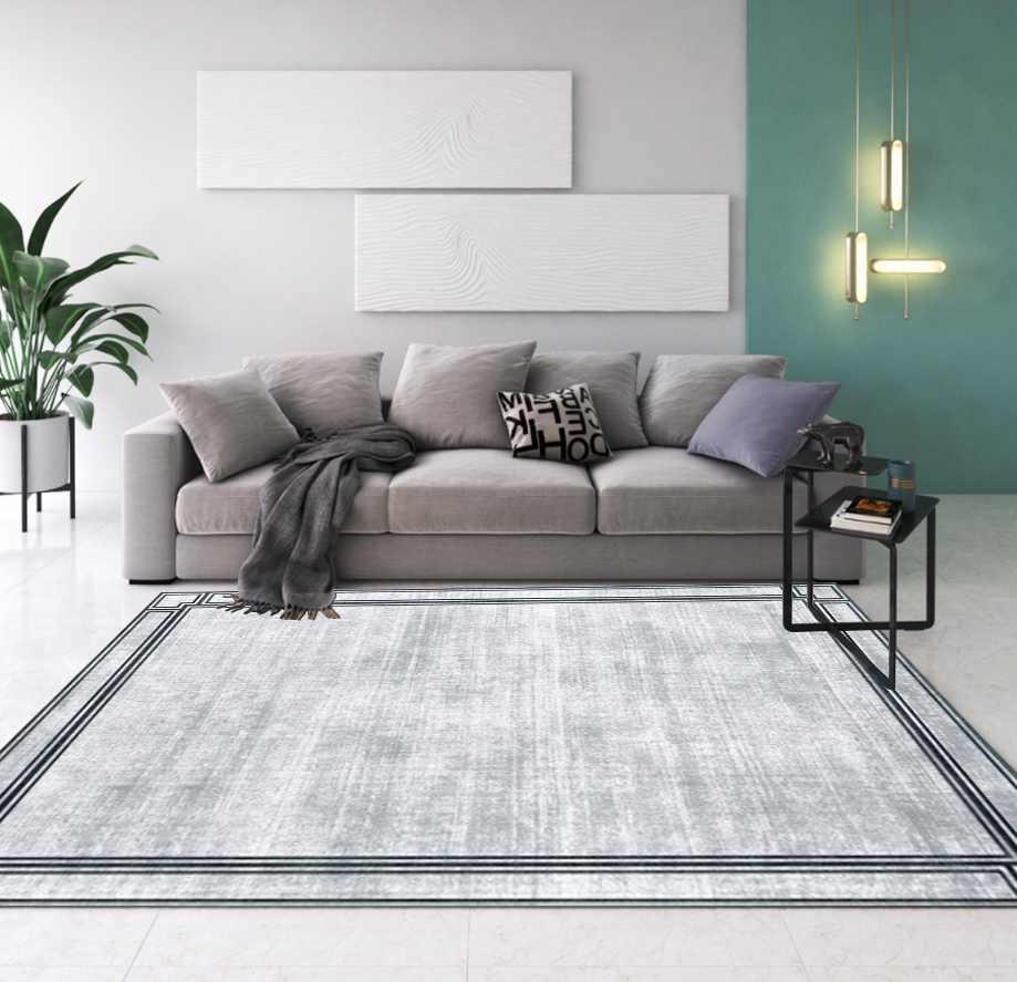 现代简约手工地毯AY-012