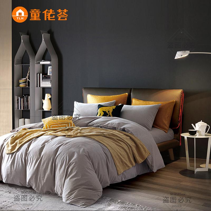 MYCPNT-211现代简约家用纯棉多件套床品