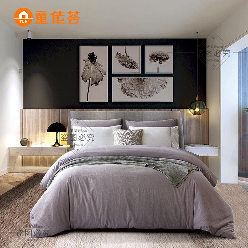 MYCPNT-209现代简约风家用床品多件套