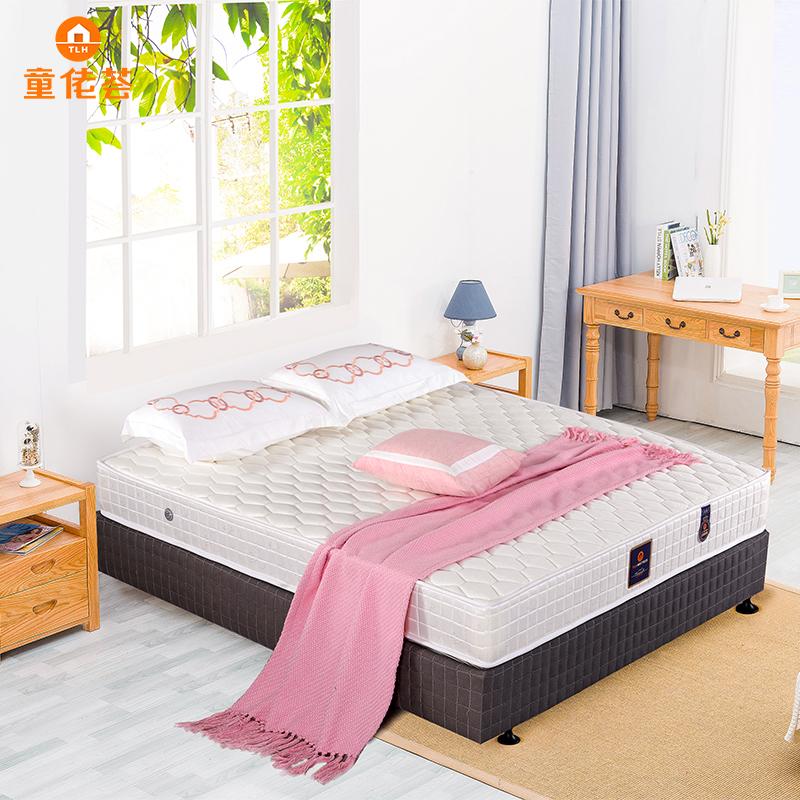 3E椰梦维高碳钢弹簧护脊儿童床垫TM002