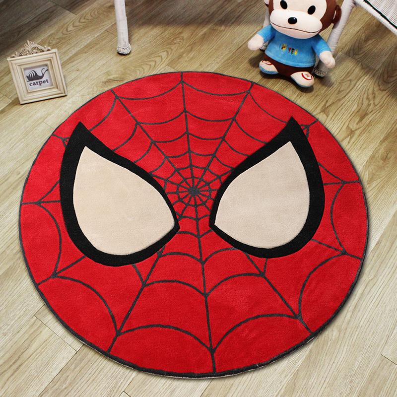 KM-JL005可爱卡通儿童手工地毯