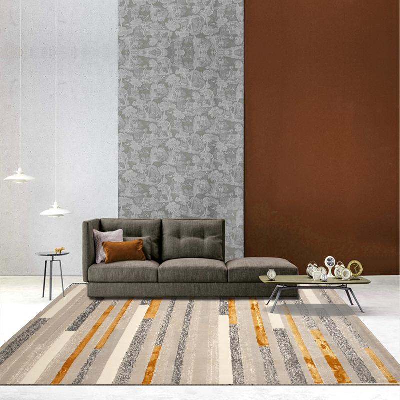 新款轻奢风地毯恒彩系列HC05