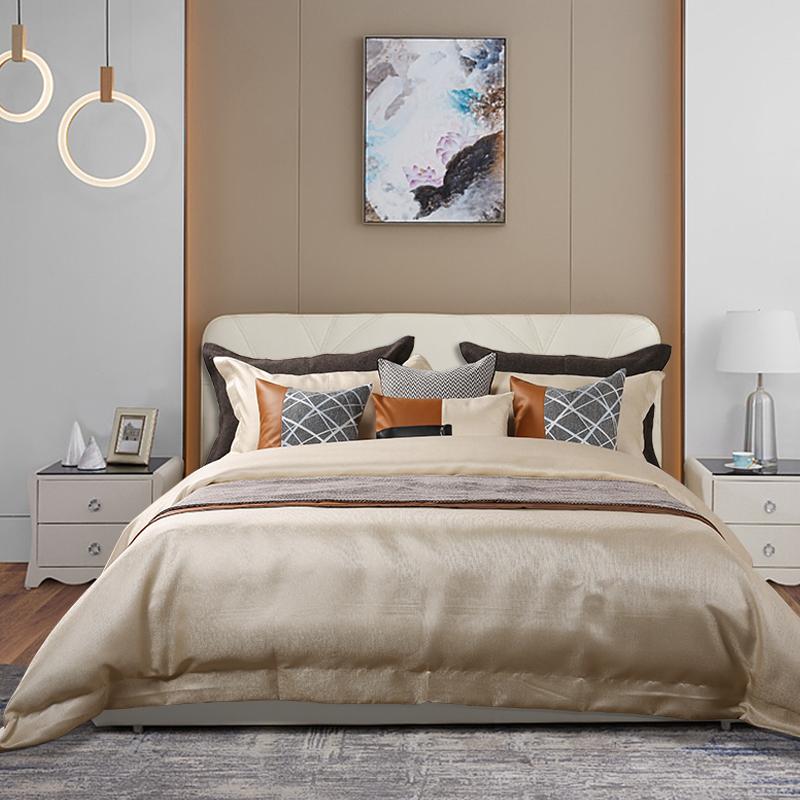 简约轻奢床上用品多件套系列LW-QS157
