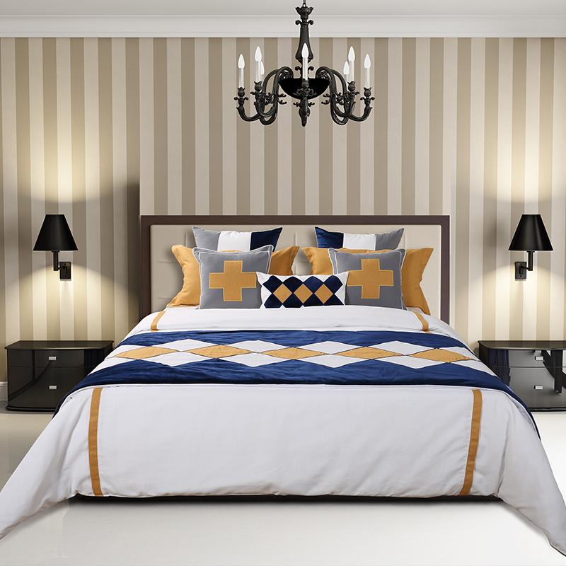 简约轻奢多件套床上用品儿童系列LQ-RT338
